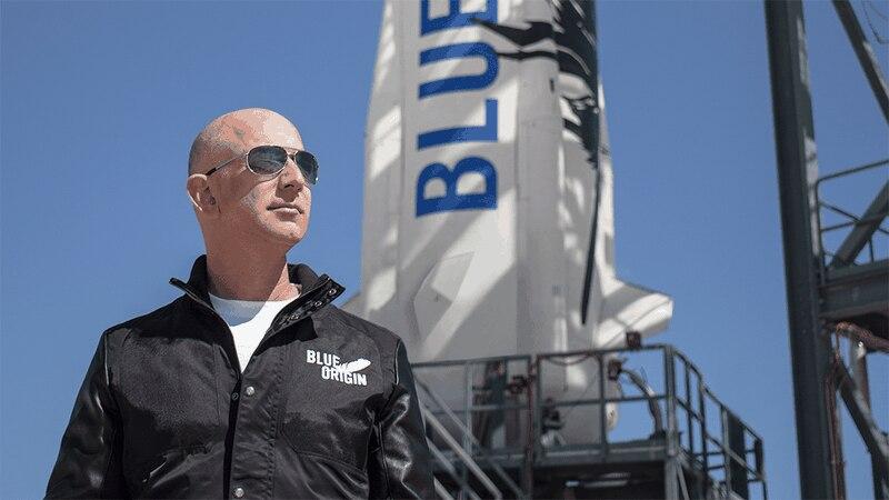 Jeff Bezos se va al espacio: viajará en su propio cohete el 20 de julio y hará historia