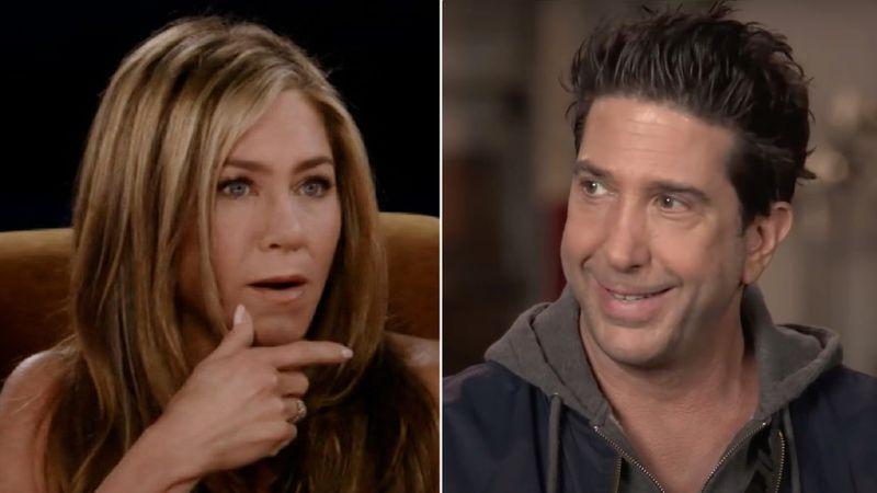 Friends The Reunion: la confesión de Jennifer Aniston y David Schwimmer que  generó revuelo | Espectáculos