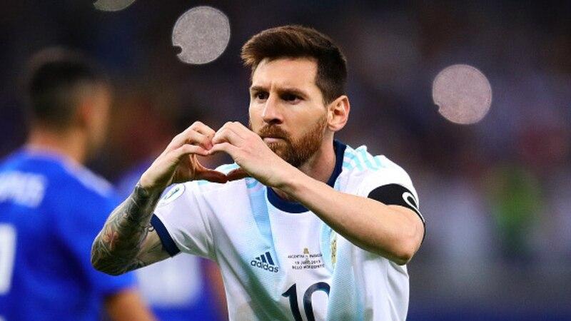 La Copa América 2020, otra ilusión postergada para el astro Lionel Messi
