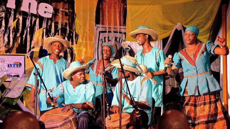 El brukdown: música del Caribe para melómanos