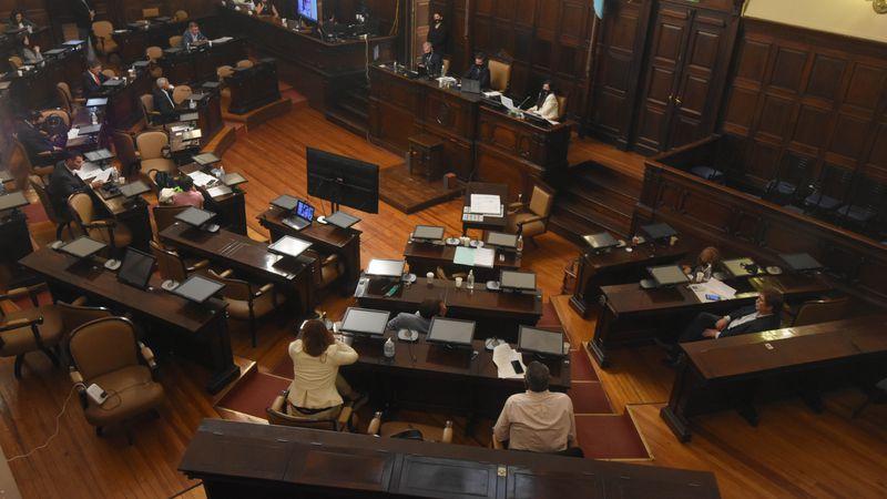Diputados le dio sanción definitiva y el gobernador Suárez ya tiene presupuesto para 2021
