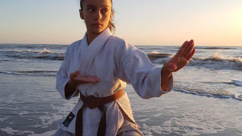 Karatecas mendocinos esperan que 2021 sea un mejor año deportivo