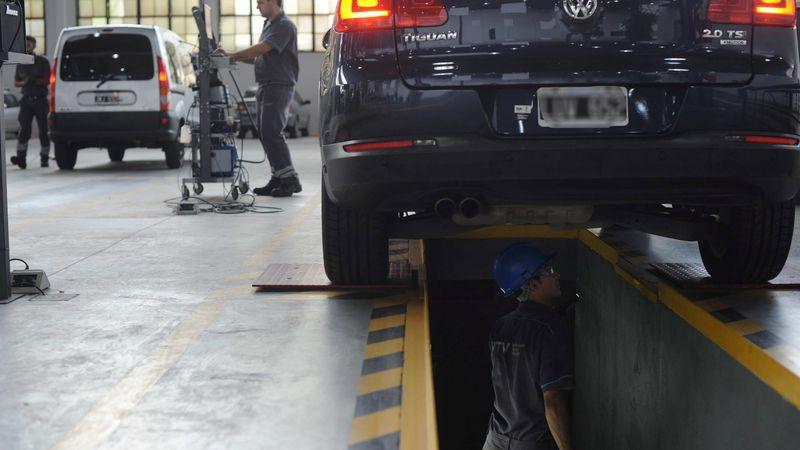 Recién en 2022 será exigible la Revisión Técnica Obligatoria en Mendoza