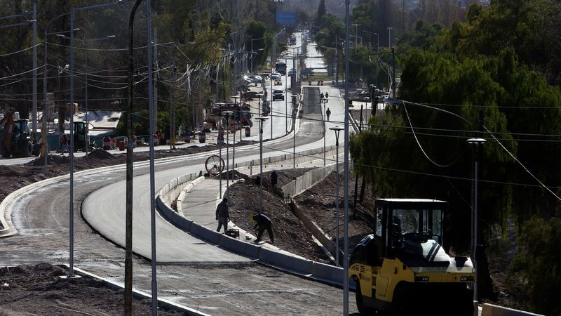 Pese a la pandemia, continúan los trabajos de modernización en la ruta panamericana