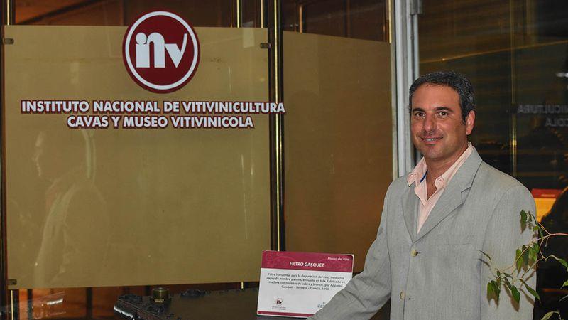 """Martín Hinojosa: """"Este año se abrirán las puertas de nuevos mercados para el vino"""""""