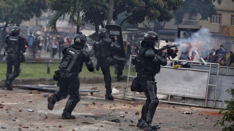 Protestas en Colombia: confirmaron 19 muertos y la ONU salió a condenar la represión