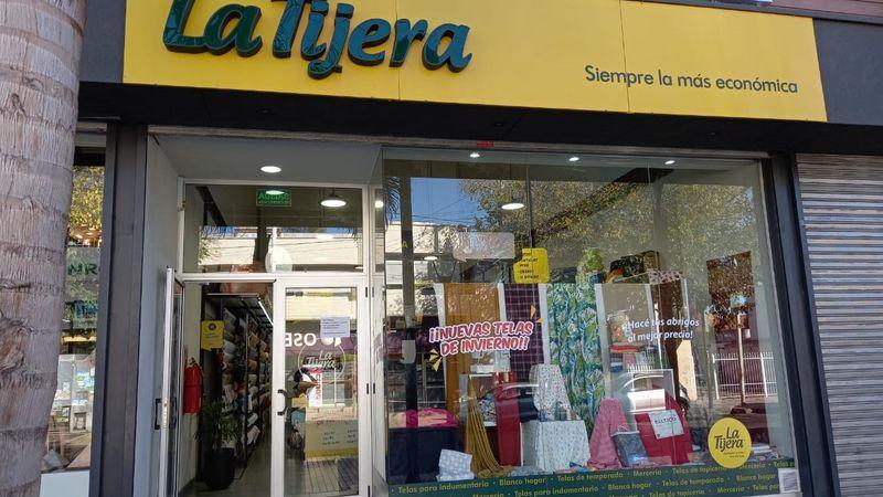 A pesar de la pandemia, La Tijera se expande fuerte en Mendoza a través de franquicias