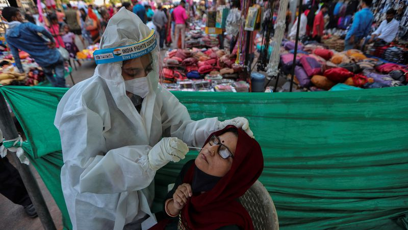 """""""Hongo negro"""", la infección que ataca personas que padecen o se han recuperado de coronavirus"""