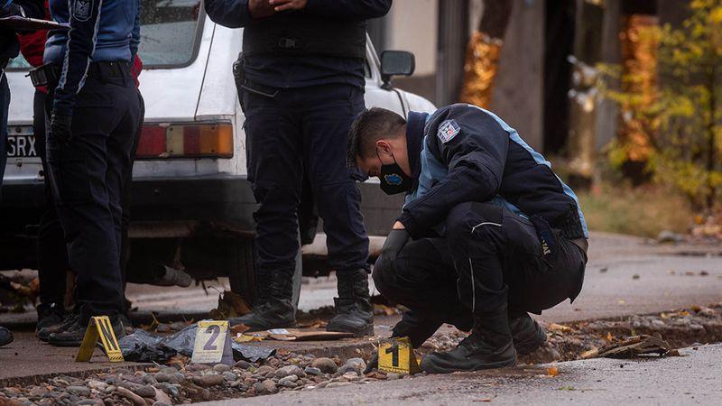 Encontraron el resto del cadáver desmembrado hallado en un baldío de Las Heras