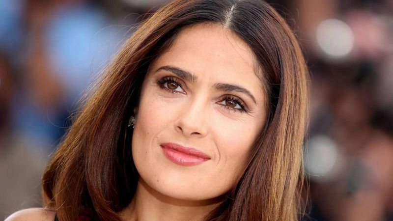 Salma Hayek de festejo: su hija cumple años y la actriz publicó una foto inédita