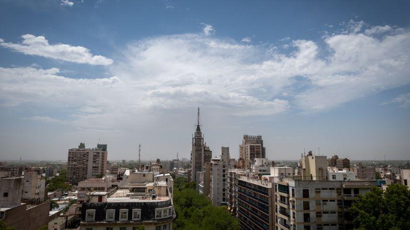 Pronóstico: así estará el tiempo mañana en Mendoza