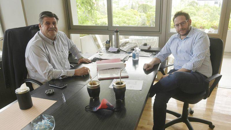 """Abed e Ilardo, los """"enemigos íntimos"""" del Senado"""