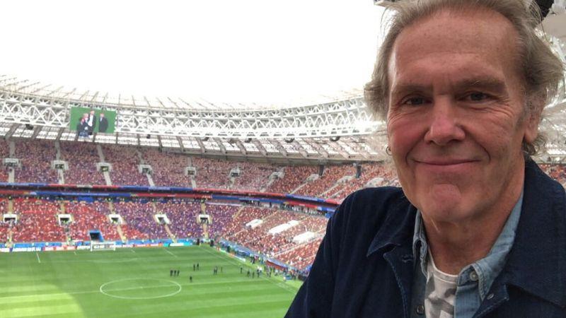 Le dio un botellazo a Bonadeo en Rusia y le prohibieron entrar a los estadios del Mundial