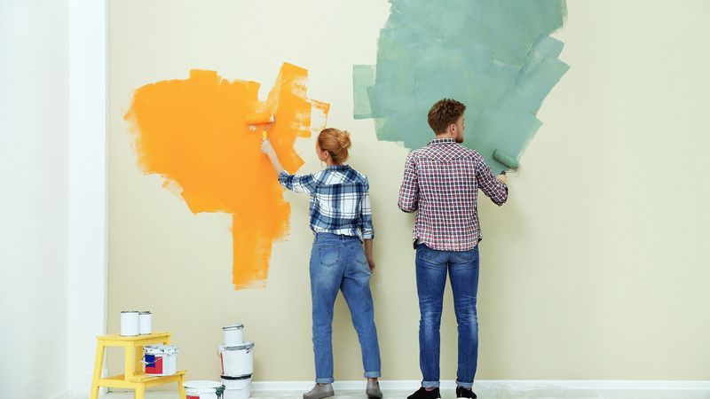 Aprovechá para renovar tus ambientes con color