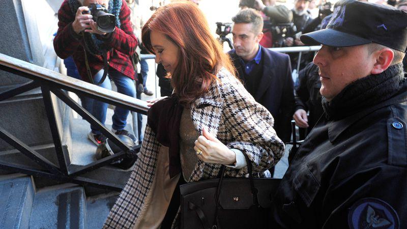 Confirmaron la ampliación del procesamiento a CFK por supuesto cobro de sobornos