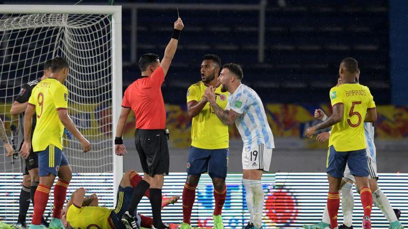 Selección Argentina: el infantil penal del defensor Otamendi generó repudio e hizo explotar las redes