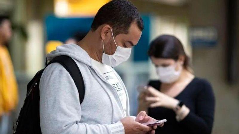 """Advierten sobre una falsa cadena de WhatsApp con un mensaje de """"profesionales de la salud"""""""