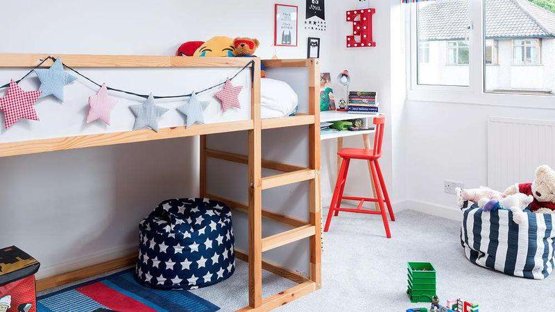 Camas y muebles infantiles temáticos