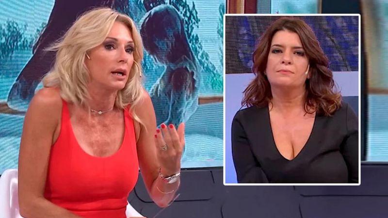 """Yanina Latorre a Andrea Taboada: """"Me cansaste, no me insultás más al aire"""""""