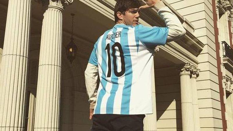 Memorables visitas de famosos internacionales en Argentina