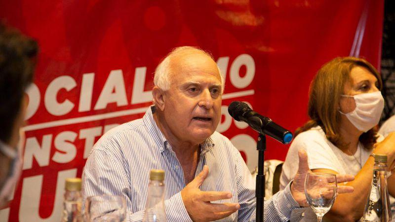 Murió por coronavirus el ex gobernador de Santa Fe Miguel Lifschitz