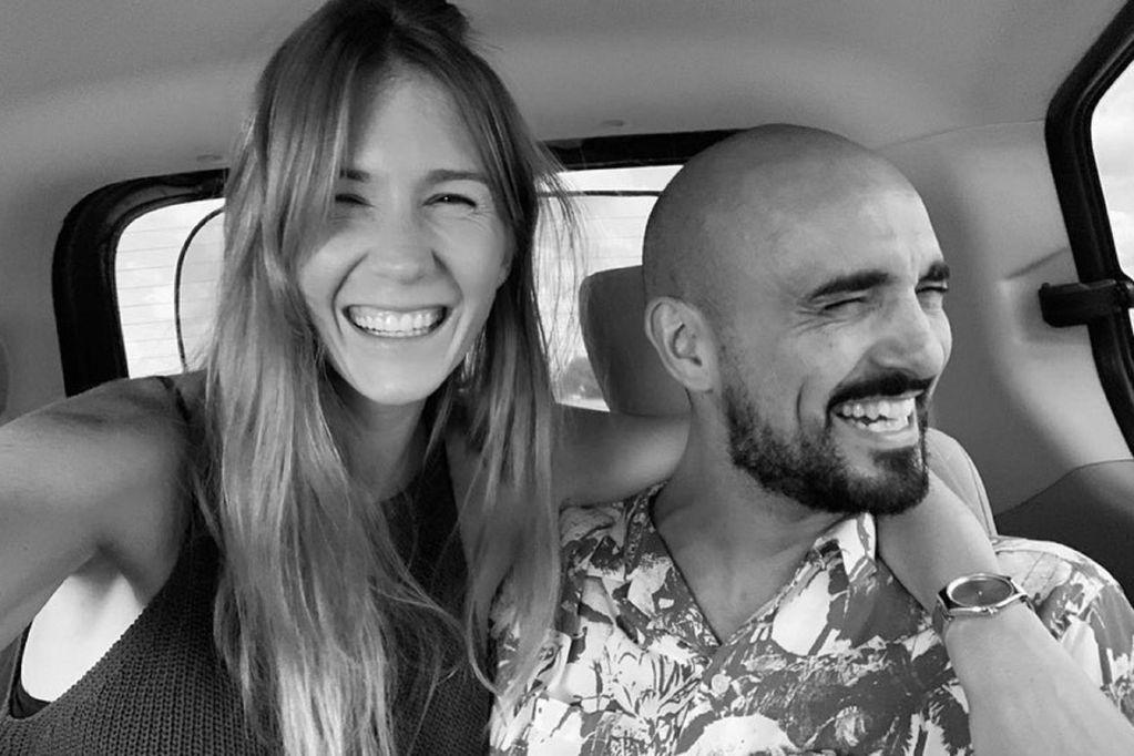 Revelaron detalles del casamiento de Abel Pintos y Mora Calabrese