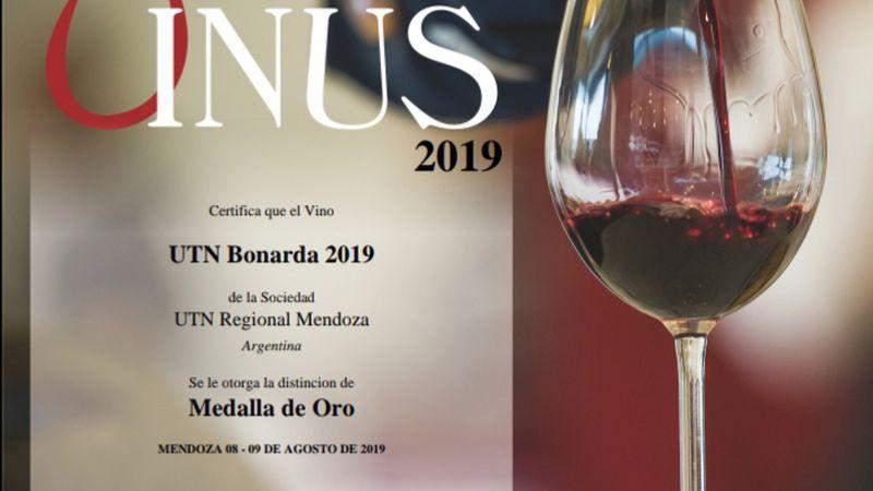 Oro y Plata para los vinos de la Universidad Tecnológica Nacional