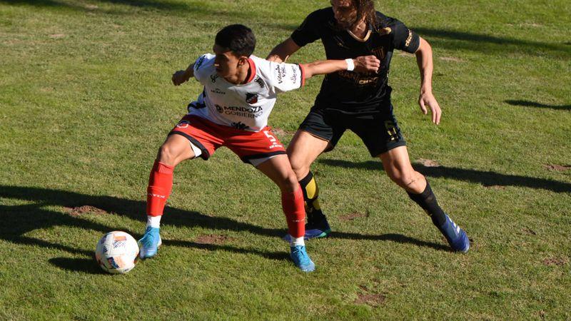 Deportivo Maipú no pudo aguantar la diferencia e igualó  1-1 con Mitre de Santiago del Estero