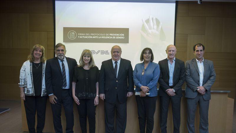 OSDE contra la violencia de género
