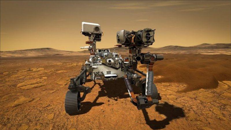 Video: crearon una aplicación de realidad aumentada que te permite descubrir Marte