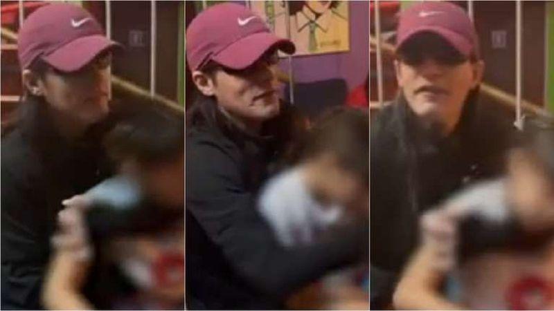 Acusaron a Hernán de Mala Fama de manosear a su nieta: qué dijo el cantante sobre el video viral