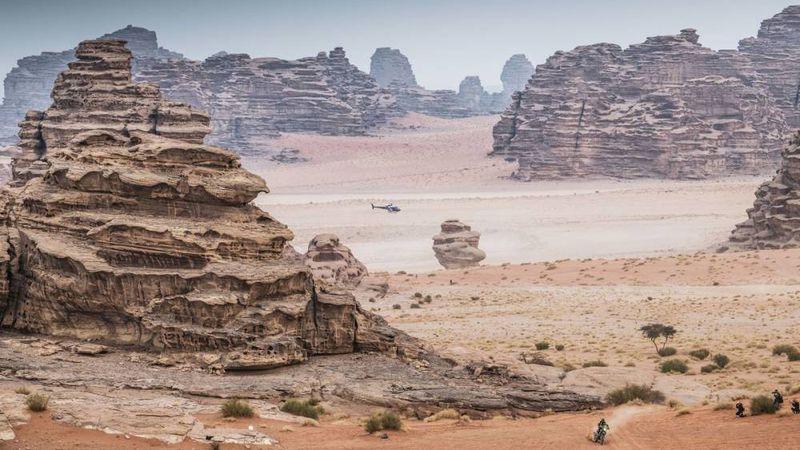 Fue presentado el recorrido del Dakar 2022