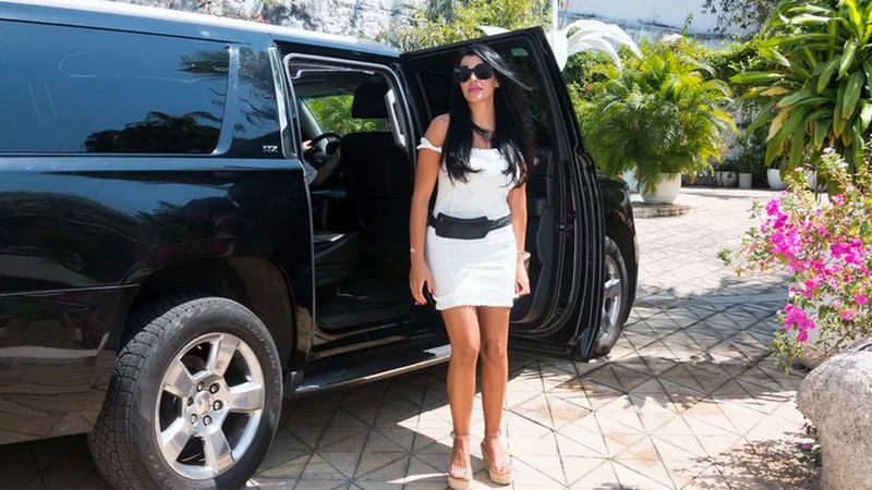 "Escandaloso ingreso de Charlotte Caniggia a Acapulco Shore, el famoso reality mexicano: ""Es una bol..."""