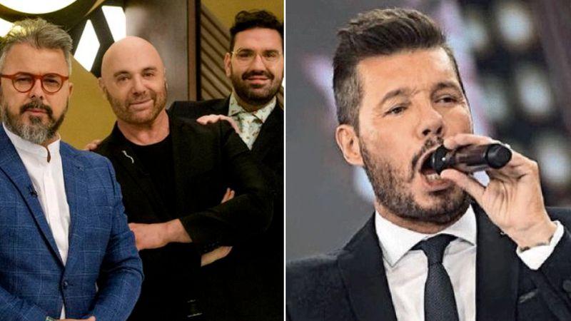 Rating TV Ibope: MasterChef Celebrity alcanzó nuevo récord y Tinelli arañó los dos dígitos
