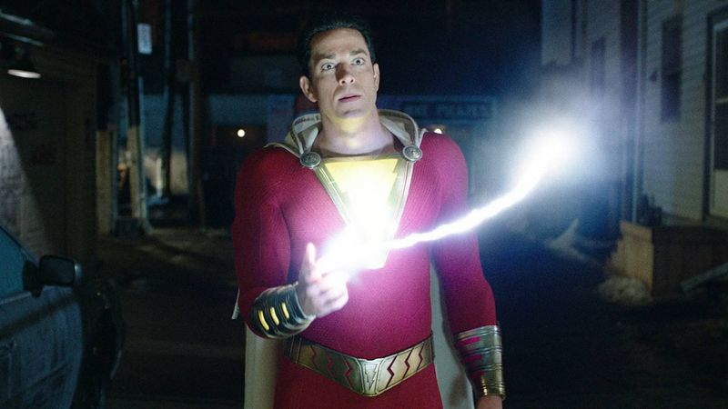 """""""Shazam"""": el superhéroe que todos los chicos querrían ser"""
