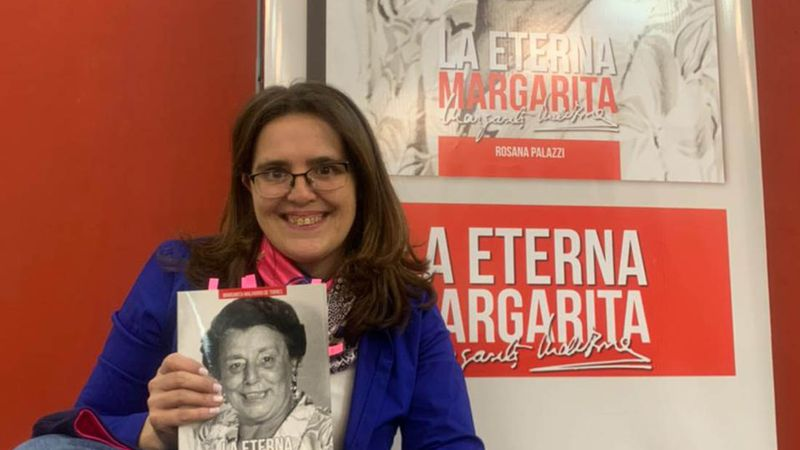 Un libro rescata la figura de una impulsora del cupo femenino: Margarita Malharro