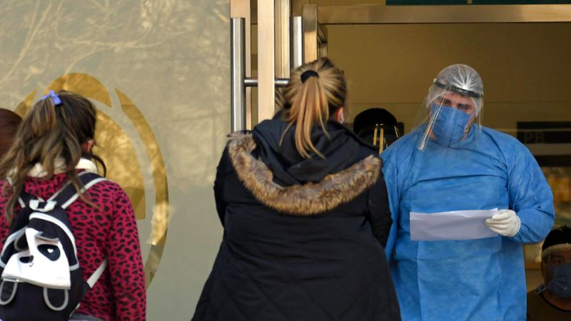 Se registraron 960 nuevos casos de coronavirus y 23 muertes en Mendoza