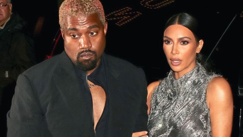 Kanye West finalmente reveló sus exigencias para aceptar la petición de divorcio de Kim Kardashian