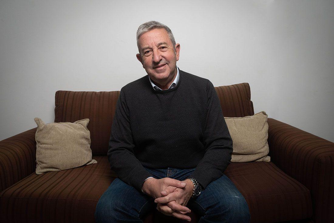 Entrevista en la sala Aconcagua de diario Los Andes al senador Julio Cobos