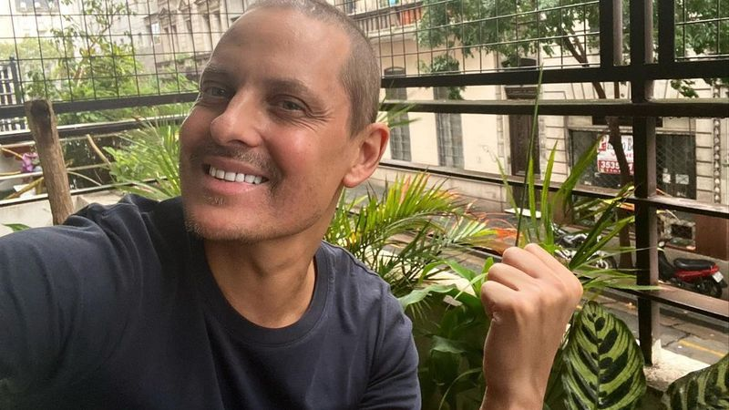 """A dos meses de su trasplante de médula, Lío Pecoraro escribió: """"La travesía va terminando su recorrido"""""""