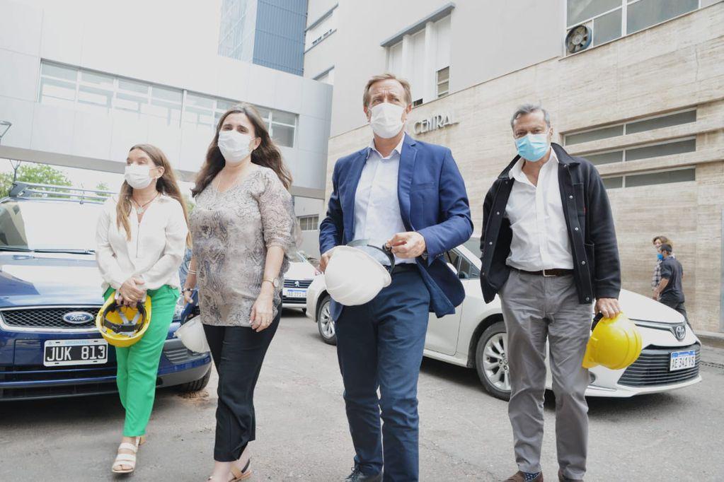 Nuevo round entre Ramón y Petri en el Congreso por la gestión de la pandemia en Mendoza