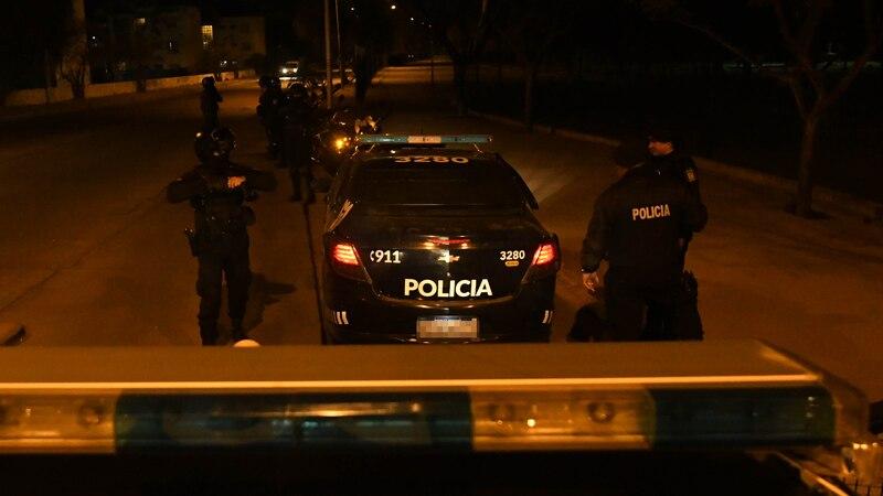 Golpearon a un policía en San Rafael y le robaron el chaleco antibalas
