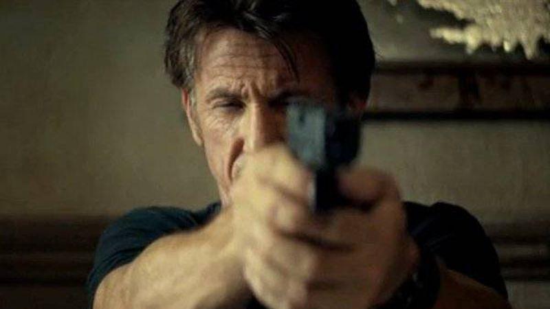 """Sean Penn regresa con """"The Gunman"""", una nueva película de acción"""