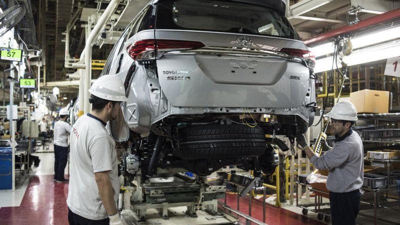 Toyota Argentina busca a 200 personas con secundario completo para una de sus plantas pero no encuentra