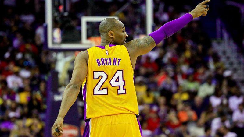 Merecido homenaje: Kobe Bryant tendrá su documental