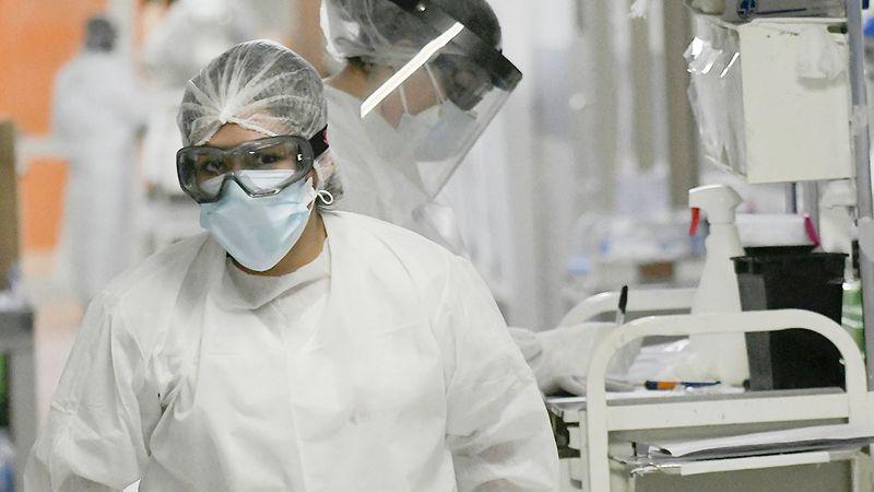 Coronavirus en Argentina: informaron 13.500 casos y 267 muertes en las últimas 24 horas