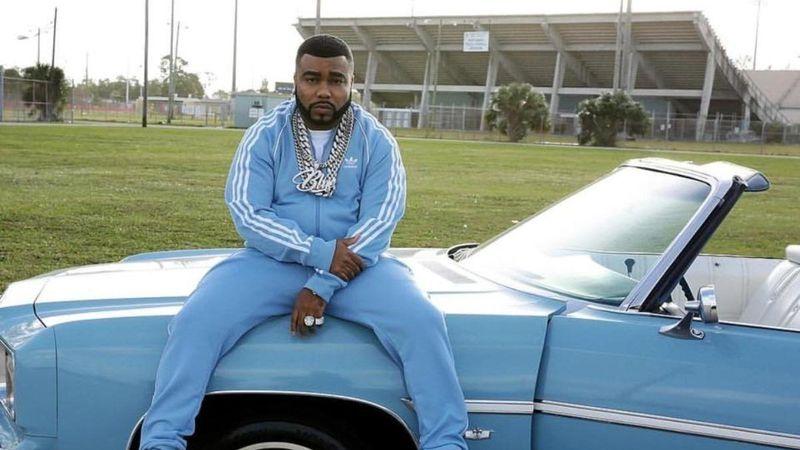 """El rapero Diamond """"Blue"""" Smith fue herido de un disparo en un confuso episodio"""