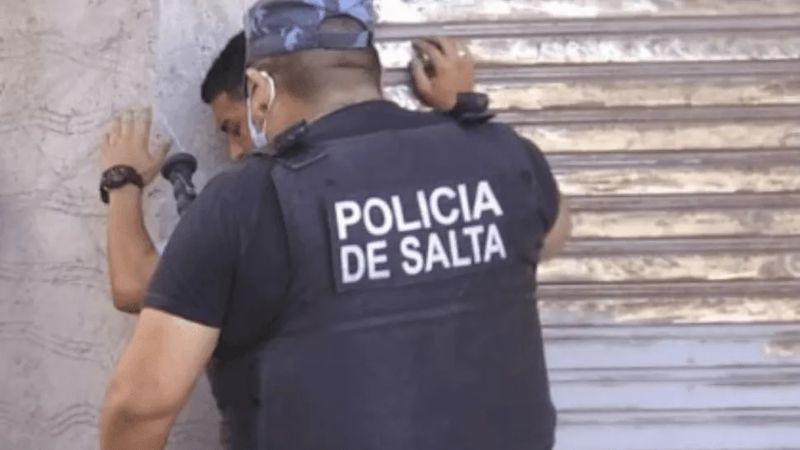 Detuvieron a un hombre que prendió fuego a su pareja en Salta