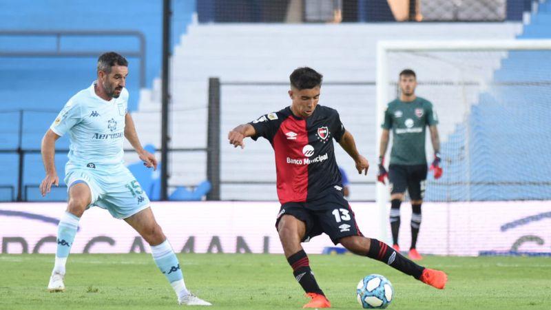Racing le ganó 3-1 a Newell's en la despedida de Sebastián Beccacece y lo dejó sin final