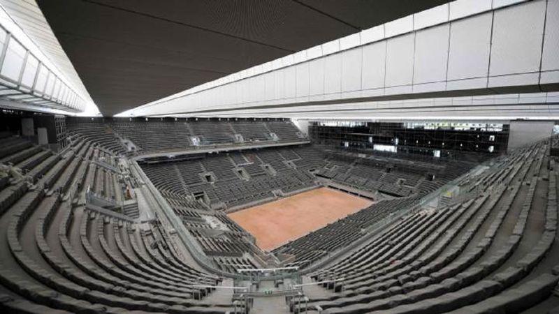 Roland Garros podría cancelarse por el aumento de casos en Francia